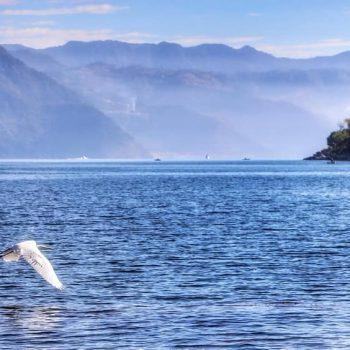 пейзаж гватемалы
