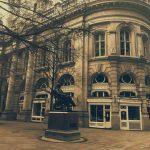 Площадь в Лондоне