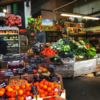 Borough Market, England