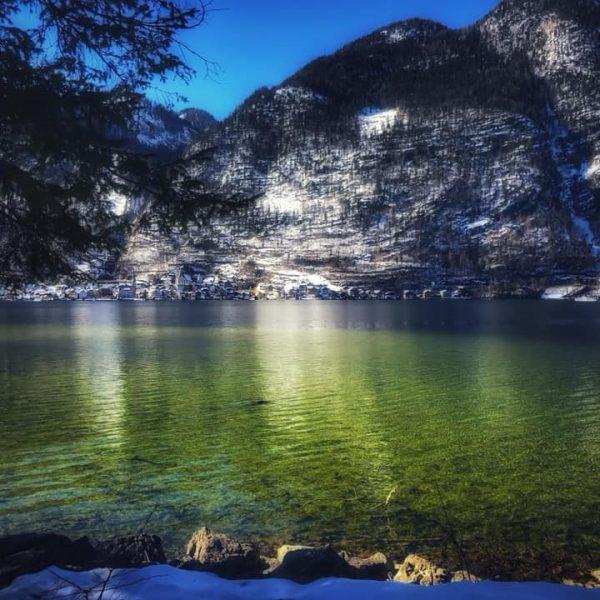 Горы и озёра Австрии