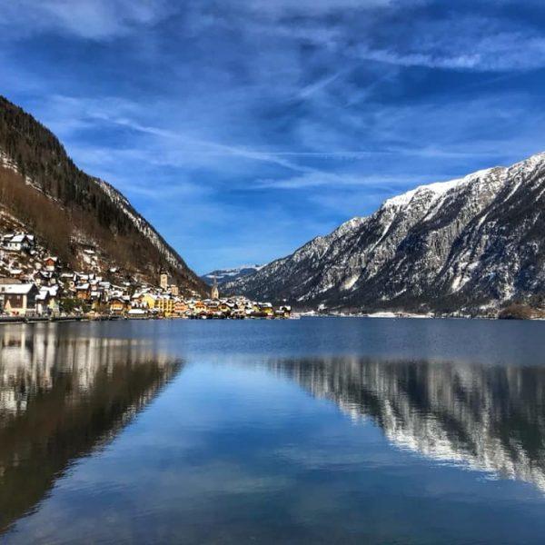 Деревня в Австрии
