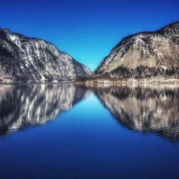 Озеро, Австрия