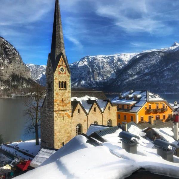 Церковь в Австрии