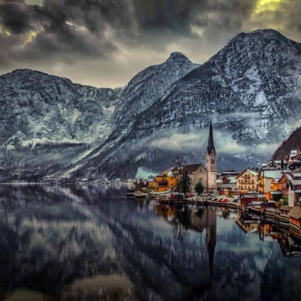 Austria, Hallstatt