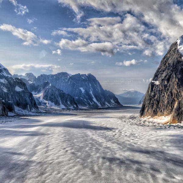 Ледники Денали