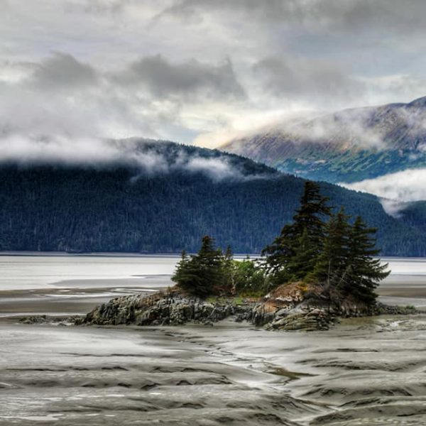 Пейзажи Аляски