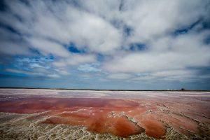 Соляные озера, Намибия