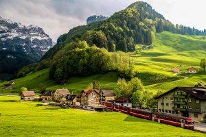 Швенде, Швейцария