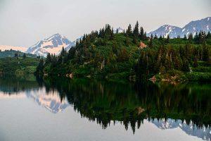 Озеро Эмералд