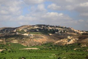 Ливан, поездка в город Сайда