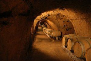 Ливан, винные подвалы