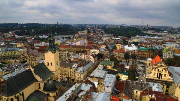 Украина, Львов