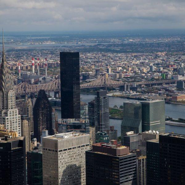 США, фото Нью-Йорка