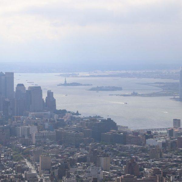 США, столица Нью-Йорк