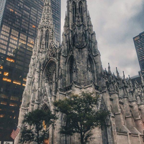 США, религия и Нью-Йорк