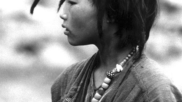 Ребёнок из Тибета