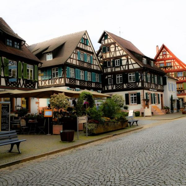 Генгенбах, Германия