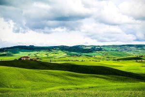 Тосканские просторы