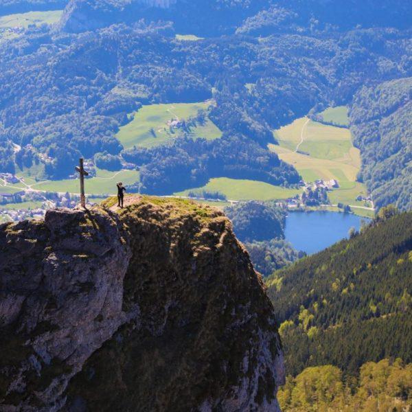 Вершина горы Шаффнер