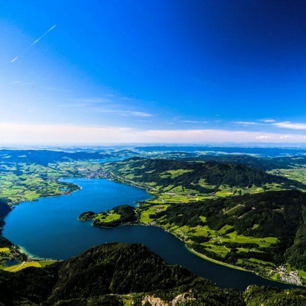 Вид с горы Шаффнер