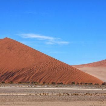 Пески Намибии