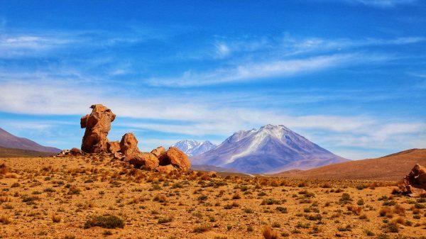 Боливия, камни