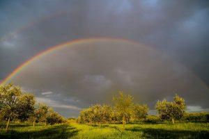 Радуга, Тоскана