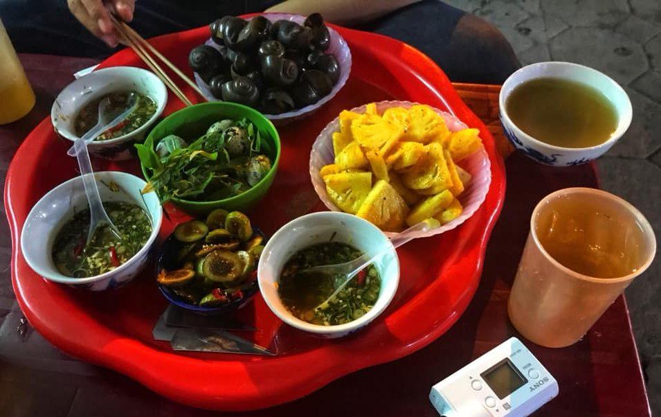 необычная вьетнамская еда