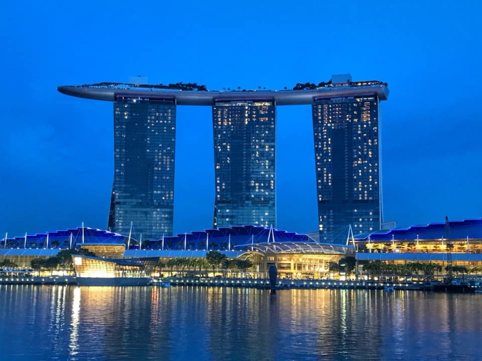 Сингапур, Marina Bay Sands
