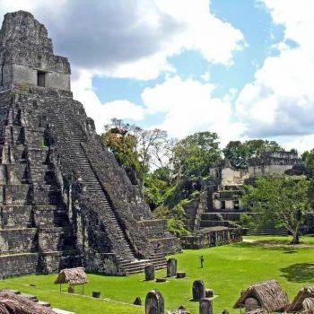 древность гватемалы