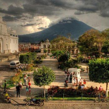 город, гватемала
