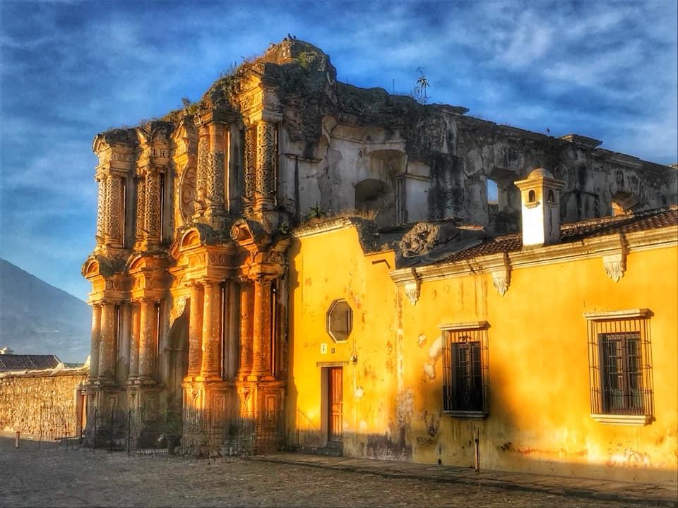 Гватемала, страна вулканов. Глава 3-2.