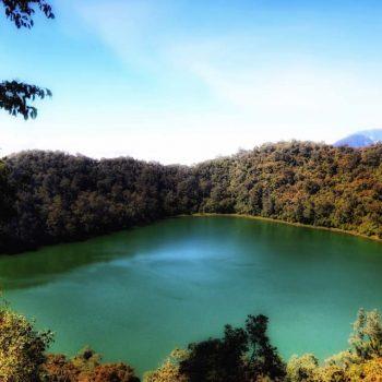 озёра Гватемалы