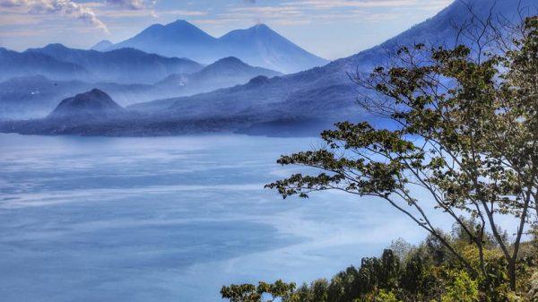 Пейзажи Гватемалы